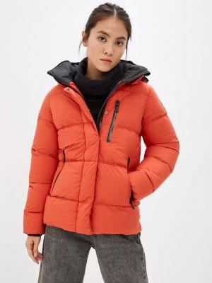 Утепленная куртка - оранжевая Icepeak
