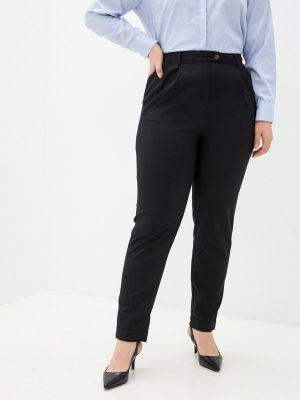 Черные зимние брюки Marks & Spencer