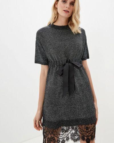 Платье - черное Liana