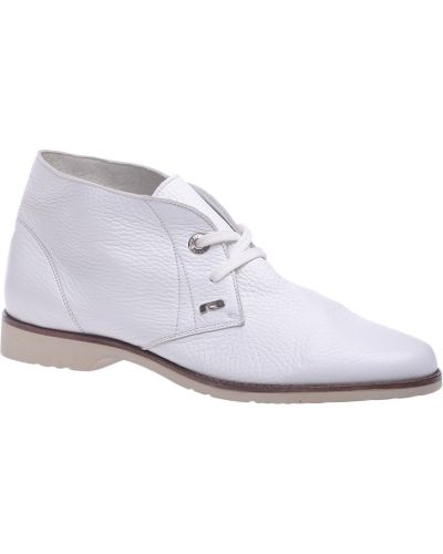 Кожаные ботинки на каблуке Pakerson