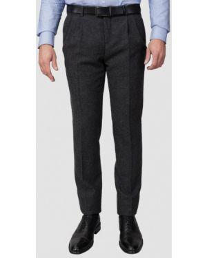 Классические брюки - серые Arber