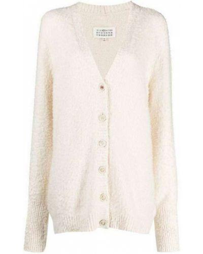 Beżowy sweter Maison Margiela