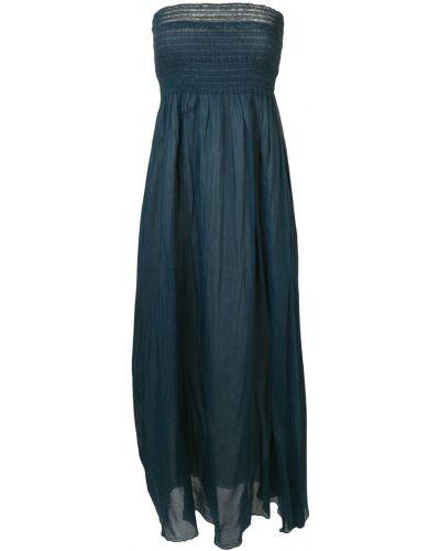 Платье без бретелек приталенное Forte Forte