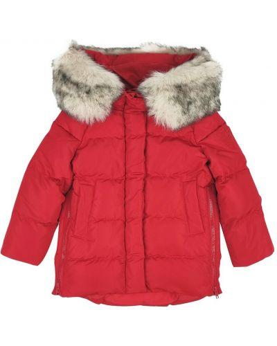 Czerwony płaszcz Monnalisa