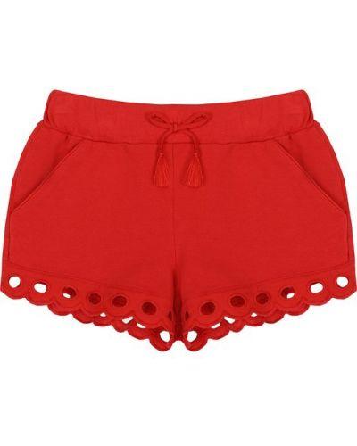 Красные шорты Chloé