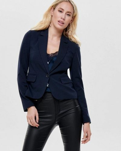 Синий пиджак весенний Only