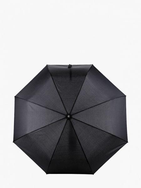 Черный зонт Flioraj