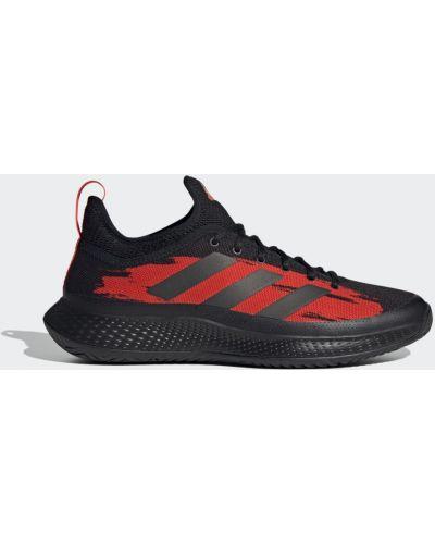 Теннисные кроссовки - красные Adidas