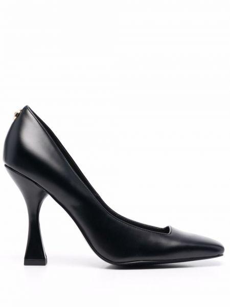 Trampki wysokie - czarne Versace Jeans Couture