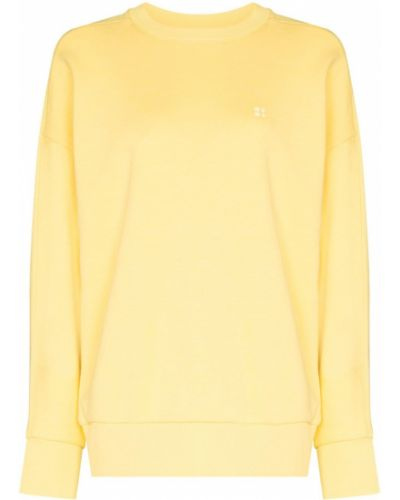 Żółta bluza z długimi rękawami Sweaty Betty