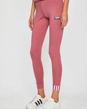 Spodnie z wzorem wełniane Adidas Originals