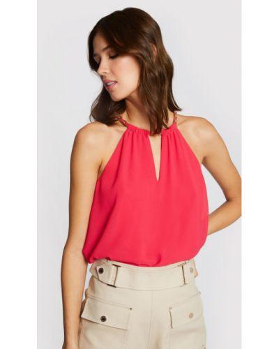 Różowa bluzka Morgan