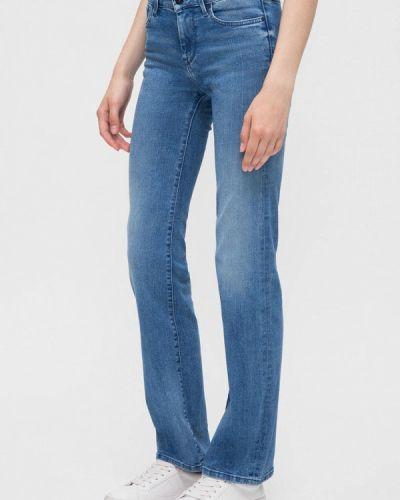 Широкие джинсы расклешенные mom Pepe Jeans