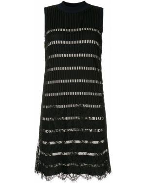 Платье мини с вырезом ажурное Loveless