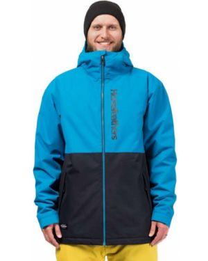 Синяя куртка горнолыжная сноубордическая Horsefeathers®
