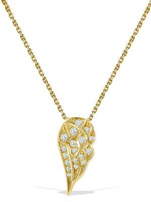 Z rombem żółty tiara z diamentem Pragnell