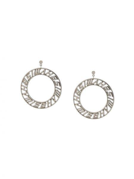 Kolczyki ze sztyftem kolczyki pierścionki srebrne Misbhv