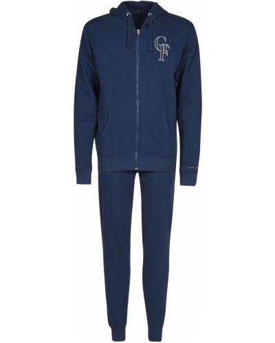 Спортивный костюм синий Gf Ferre