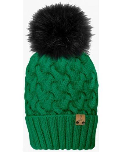Зеленая шапка Anmerino