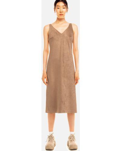 Легкое платье - бежевое Befree