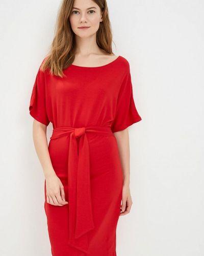 Платье красный польское Fimfi