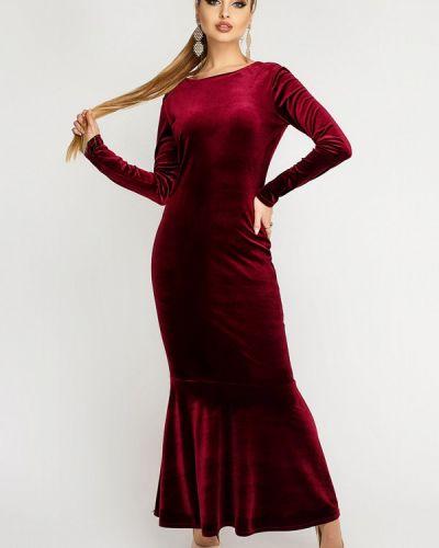 Вечернее платье - бордовое Leo Pride