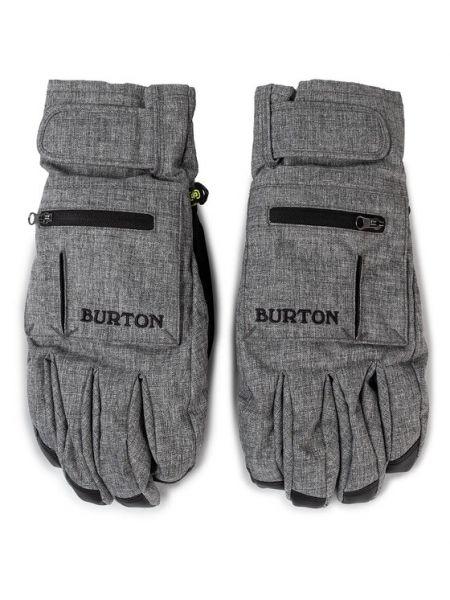 Rękawiczki - szare Burton