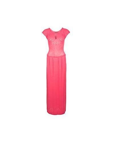 Платье розовое из вискозы Via Torriani 88