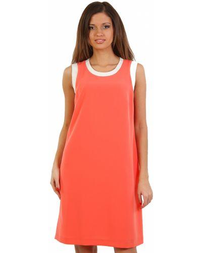 Платье весеннее красный Perspective