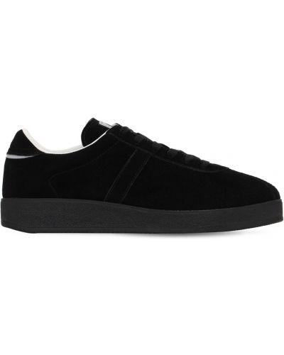 Кожаные кроссовки - черные Karhu