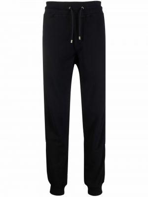 Spodnie bawełniane - czarne Belstaff
