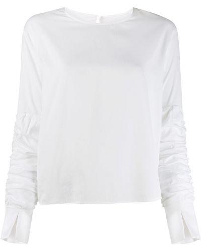 Блузка с длинным рукавом в полоску батник Federica Tosi