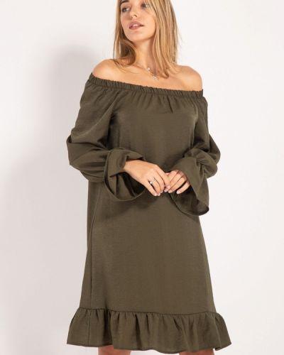 Платье хаки Bessa