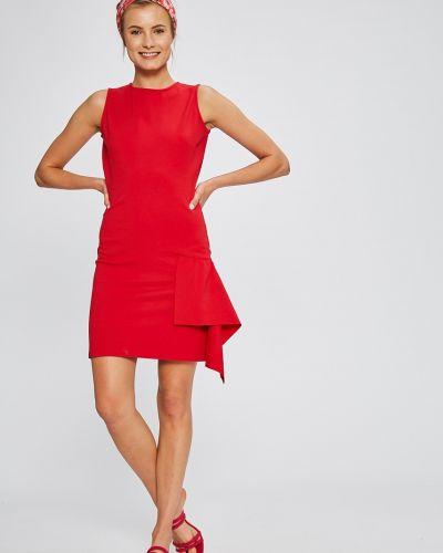Платье мини с оборками Answear