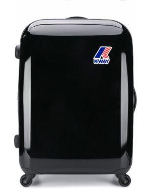 Базовый черный рюкзак K Way Kids