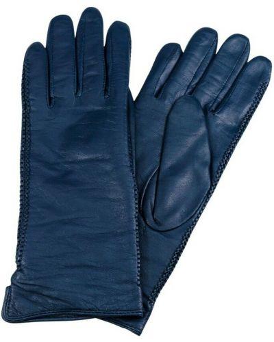 Rękawiczki - niebieskie Allora