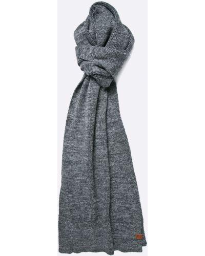 Серый шарф Camel Active