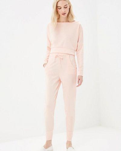 Розовый спортивный костюм Lozana Paris