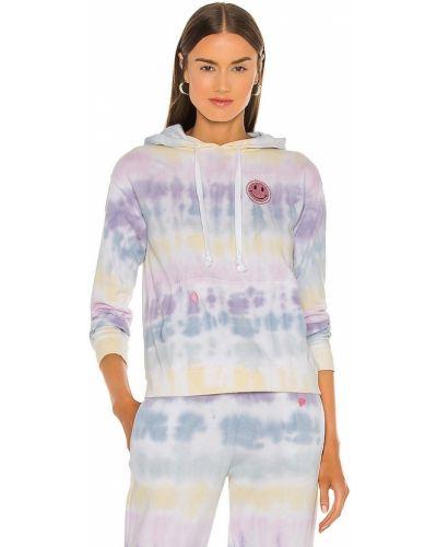 Текстильная резинка для волос с капюшоном с заплатками Generation Love
