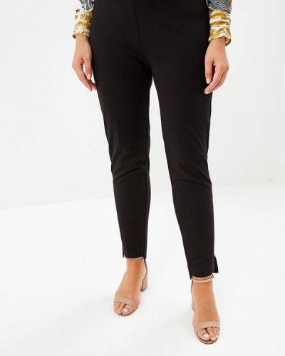 Черные брюки повседневные Lina