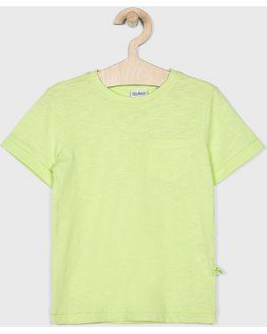 Зеленая футболка Blukids