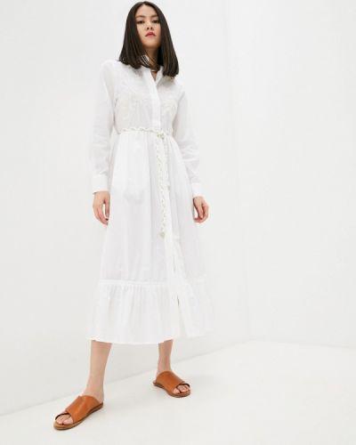 Белое платье-рубашка Beatrice.b