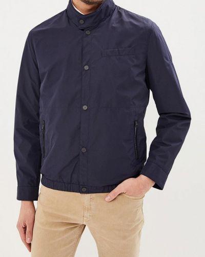 Куртка легкая синяя Gt Gualtiero