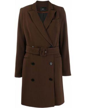 Пальто классическое с капюшоном Steffen Schraut