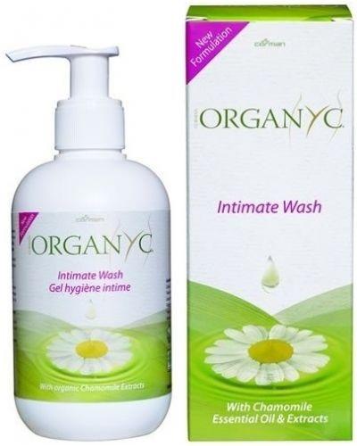 Гель для интимной гигиены Organyc