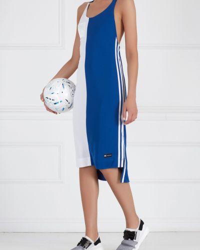 Облегающее платье платье-майка прямое Adidas