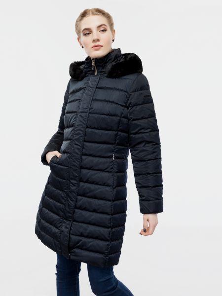 Пальто casual - синее Geox