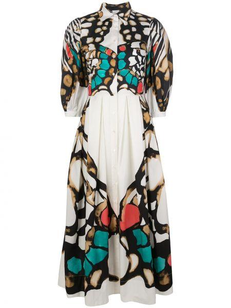 Платье на пуговицах платье-рубашка Sara Roka