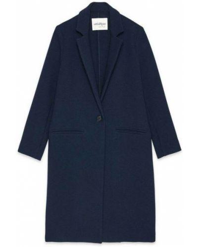 Niebieski płaszcz Ottodame