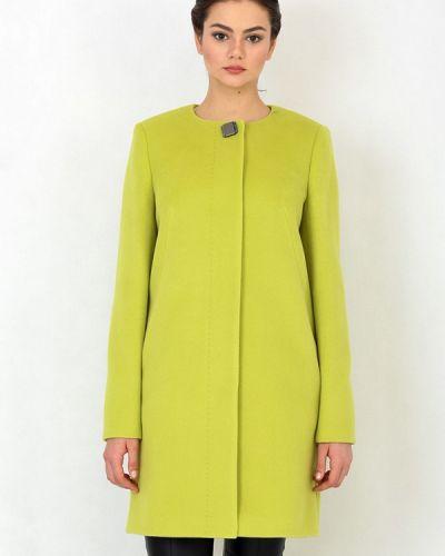 Пальто - зеленое Trifo